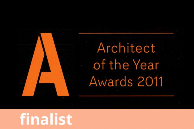 BD Architect of the Year Awards, Environmental Excellence Finalist 2011