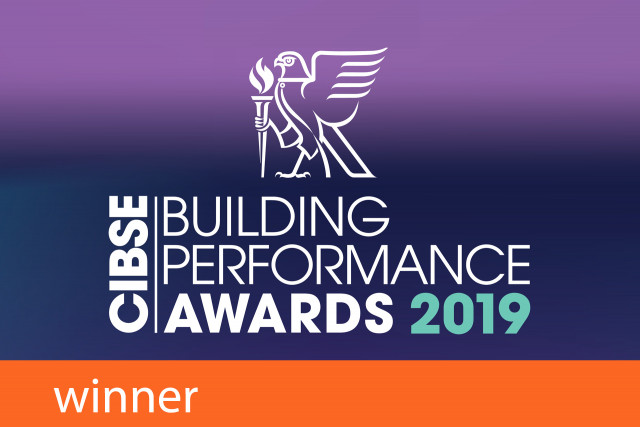 Chartered Institute of Building Services Engineers (CIBSE) Building Performance Award - Project of the Year (Residential) Winner 2019