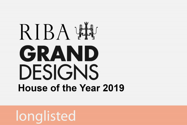 RIBA Grand Designs House of the Year Longlisted (Lark Rise) 2019