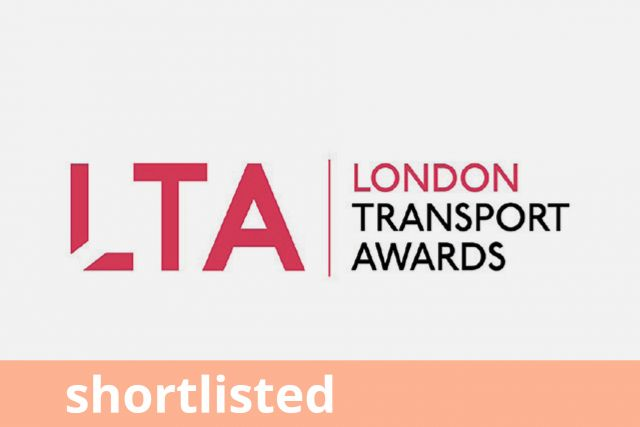 TfL London Transport Awards, Excellence in Cycling and Walking, Shortlisted 2017