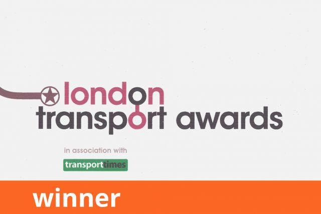TfL London Transport Awards, Winner 2009