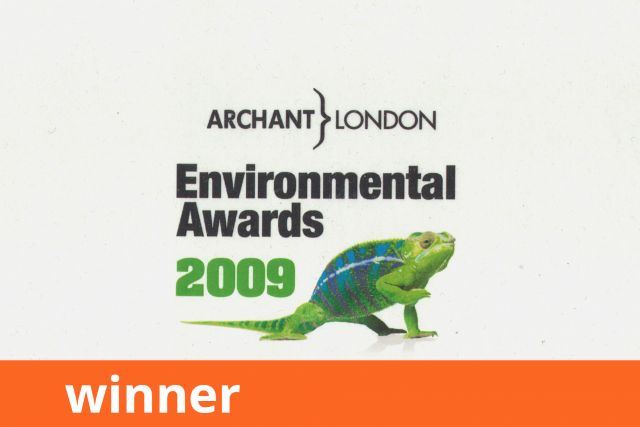 Archant Best Environmental Project, Winner 2009