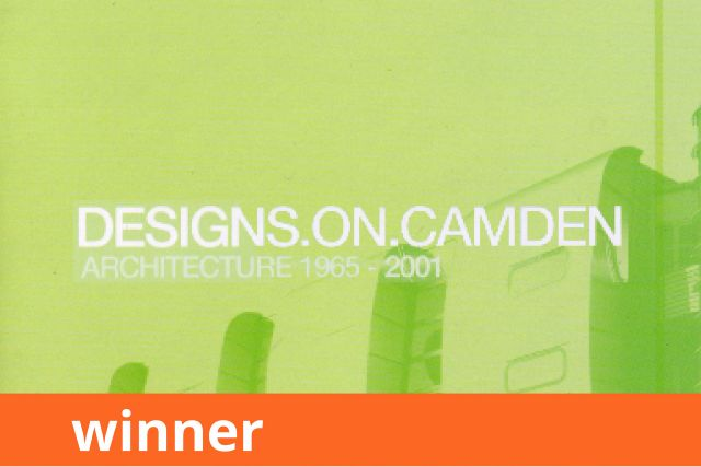 Camden Council, Best in Camden, Winner 1998