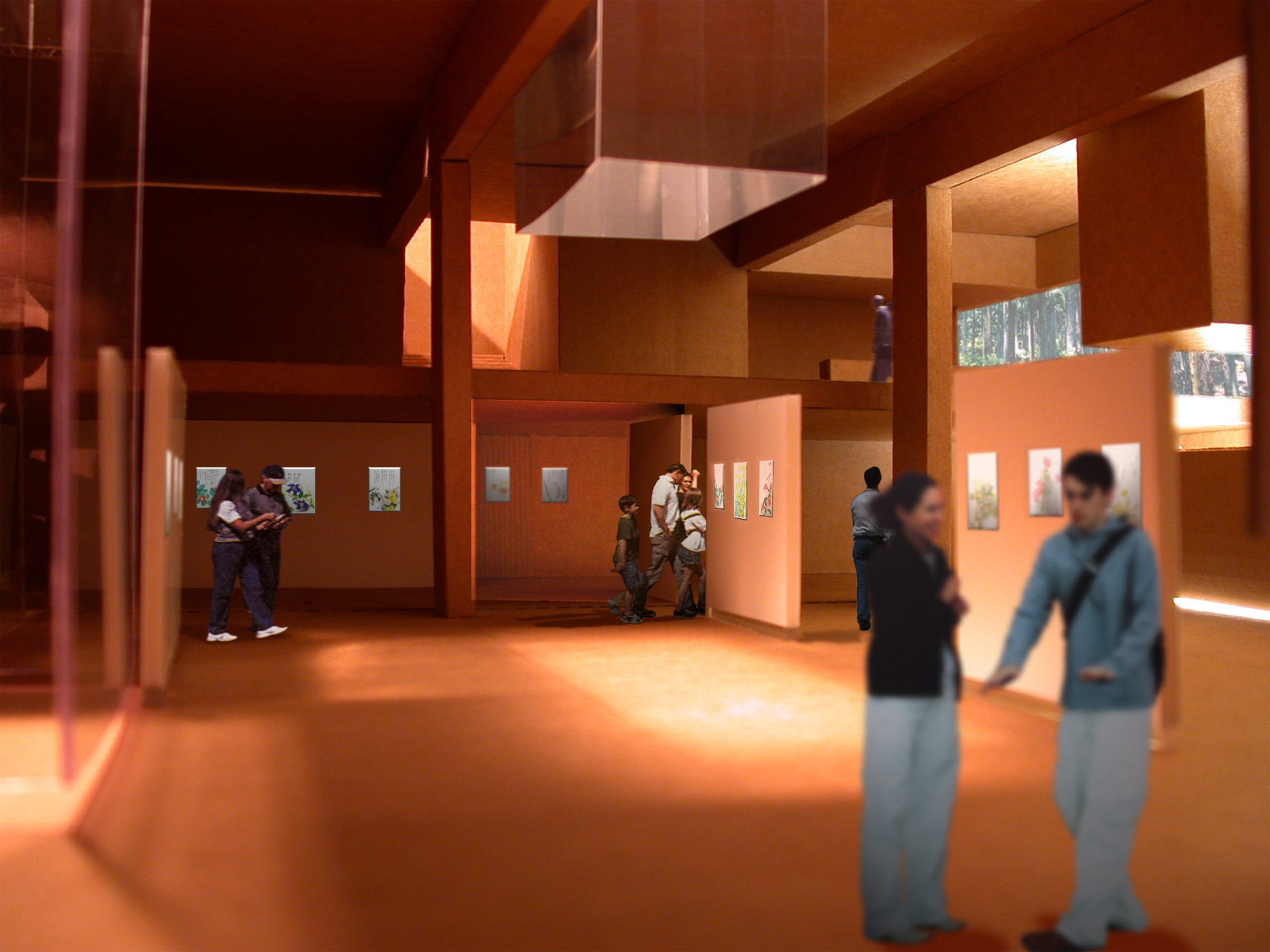 tomihiro museum model 5